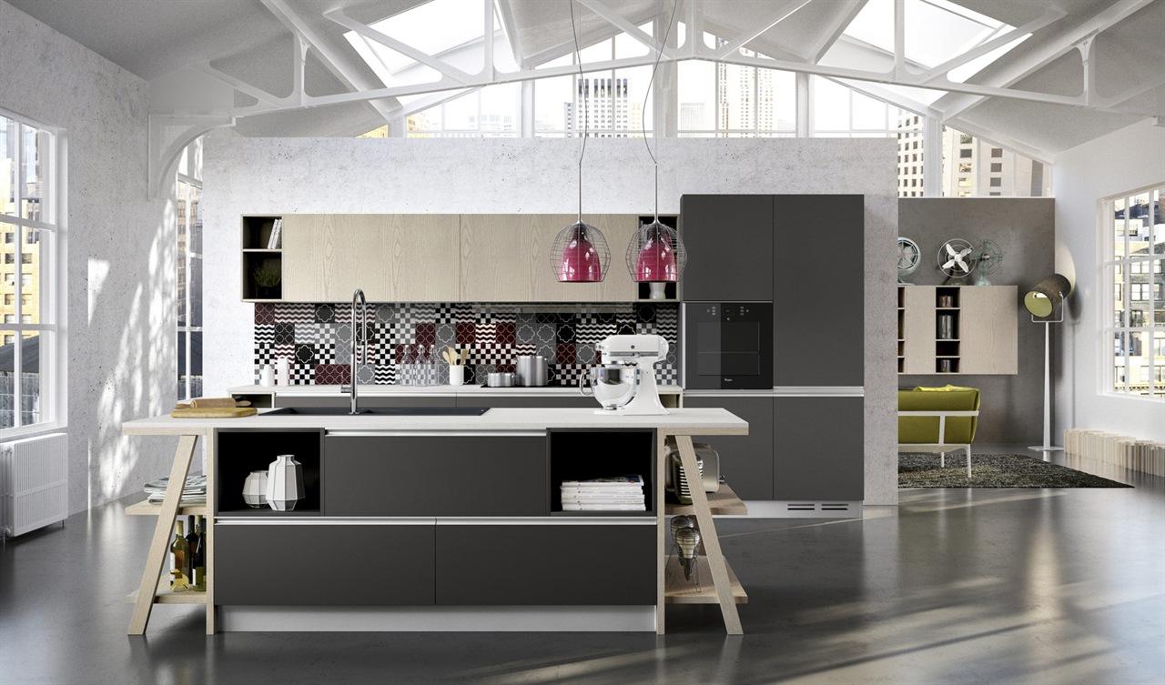 Cocina modelo MOON