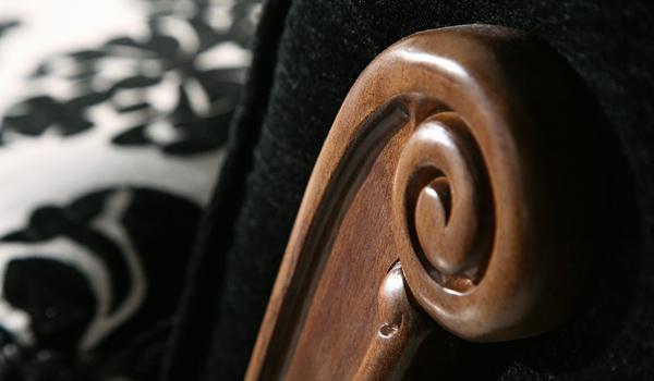 Rinconera APOLO (detalle madera)
