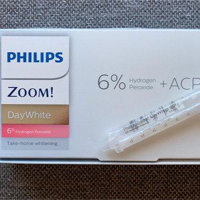 Single Philips Zoom Day White Gel 6% (2.4ml)
