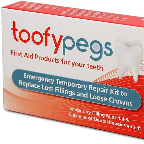 Toofypegs Temporary Filling Material