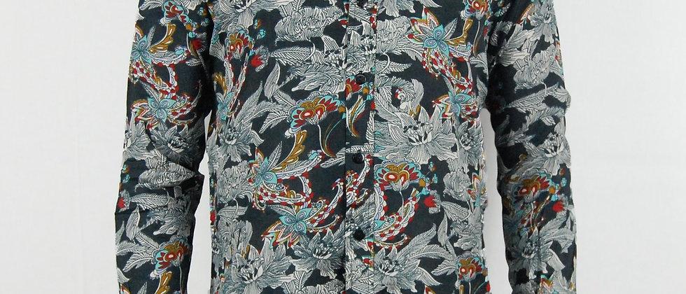 "Camisa ""Wildflowers"""