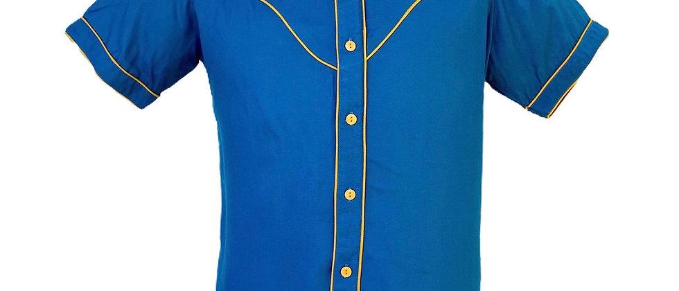 """Camisa """"BLUE VELVET """""""