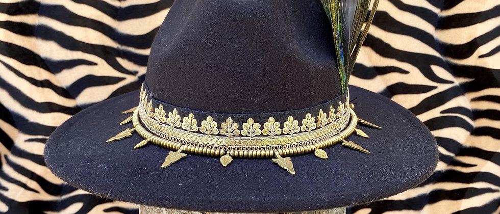 """Sombrero """"Peacock"""""""