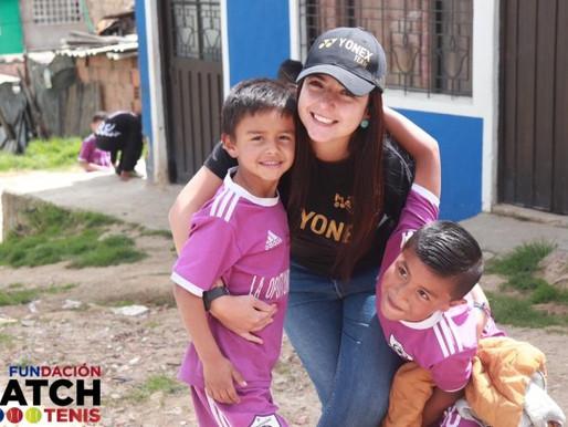 Andrea Archila, la abogada que le apuesta a la paz a través del deporte