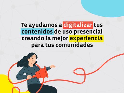 El momento de la digitalización es ahora