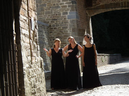Les Belles Dames Sans Merci. Photo : John Verheyen