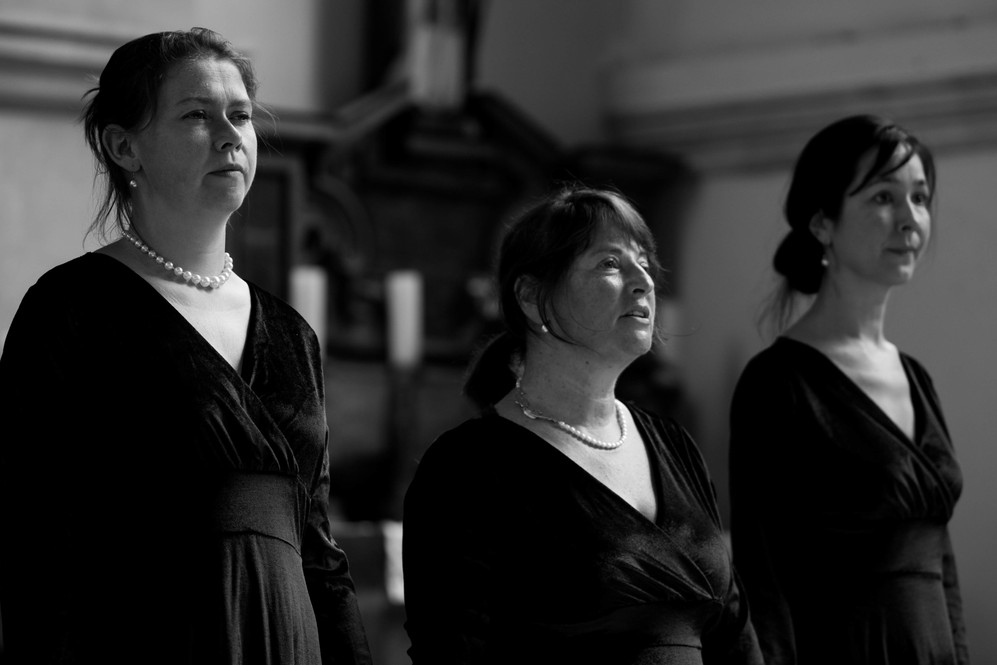 Les Belles Dames Sans Merci. Photo: Guy Verstraete