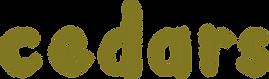 Cedars logo type.png
