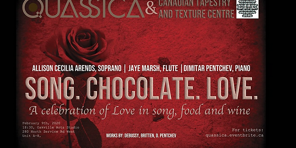 Song, Chocolate, Love.