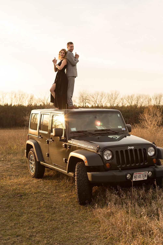 Ellie-Honl-Fun-Jeep-Bond-pose-