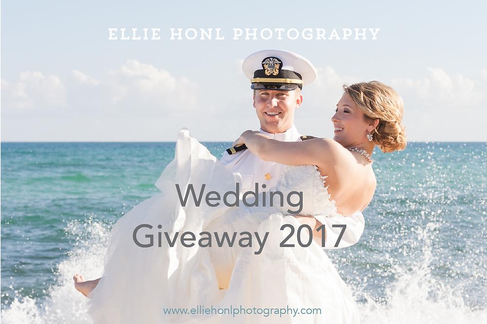 Ellie Honl Photography Wedding Giveaway 2017