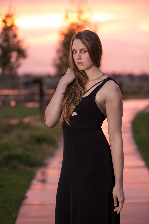 san-jose-glamour-portrait-park-sunset