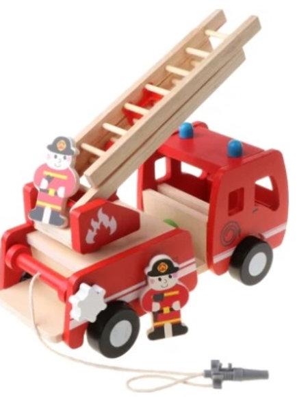 Carro de bomberos