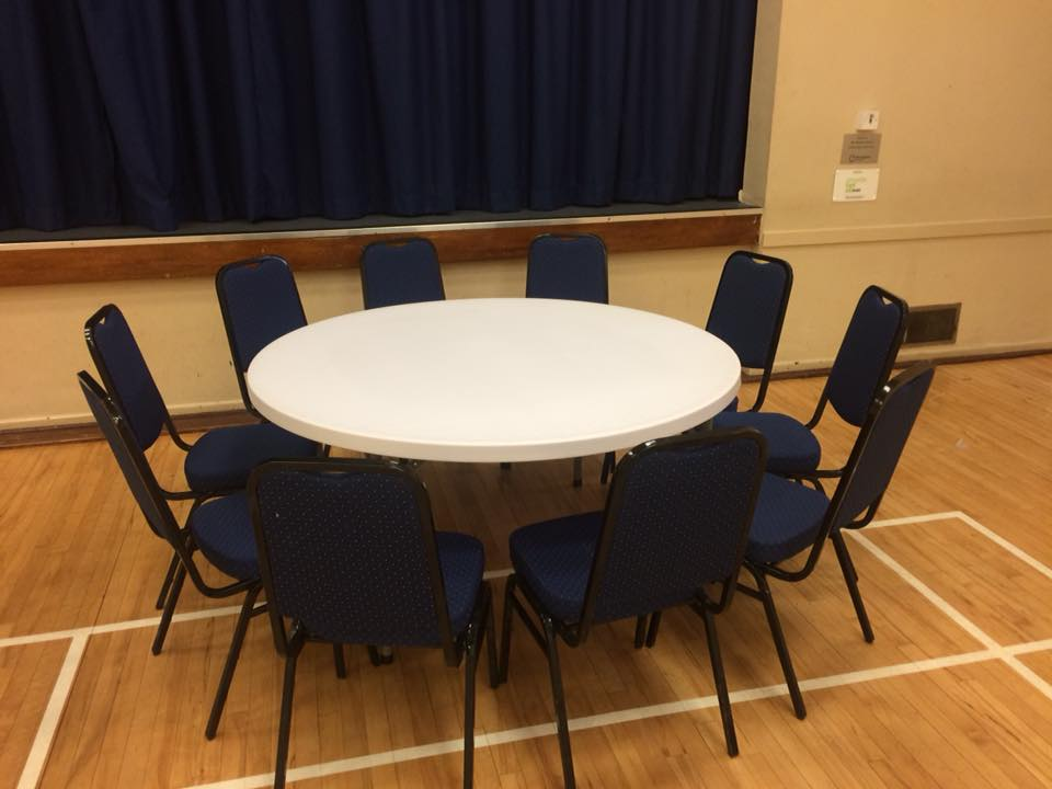 Banqueting Table 8-10 seats