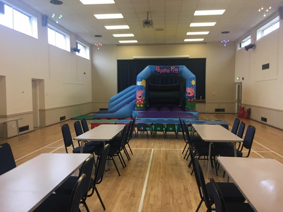 Kids Party Set-up