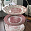 Thumbnail: 3-tier Afternoon tea set in plain cream or pink china pattern