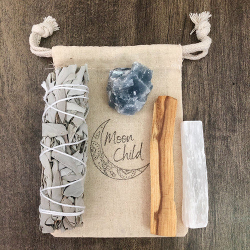 Dreaming, Sleeping & Astral Travel Smudging & Clearing Kit