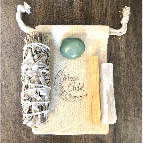 Prosperity & Abundance Smudging & Clearing Kit