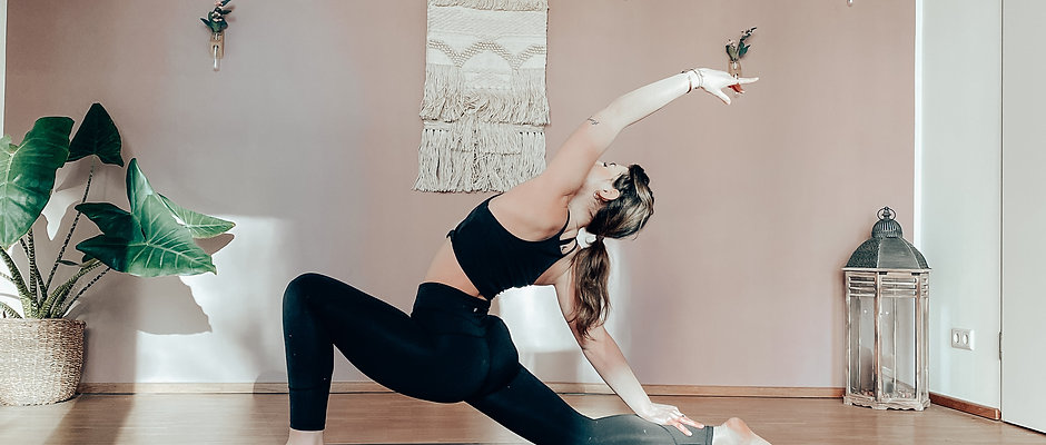 6 Wochen Yoga Spring Challenge