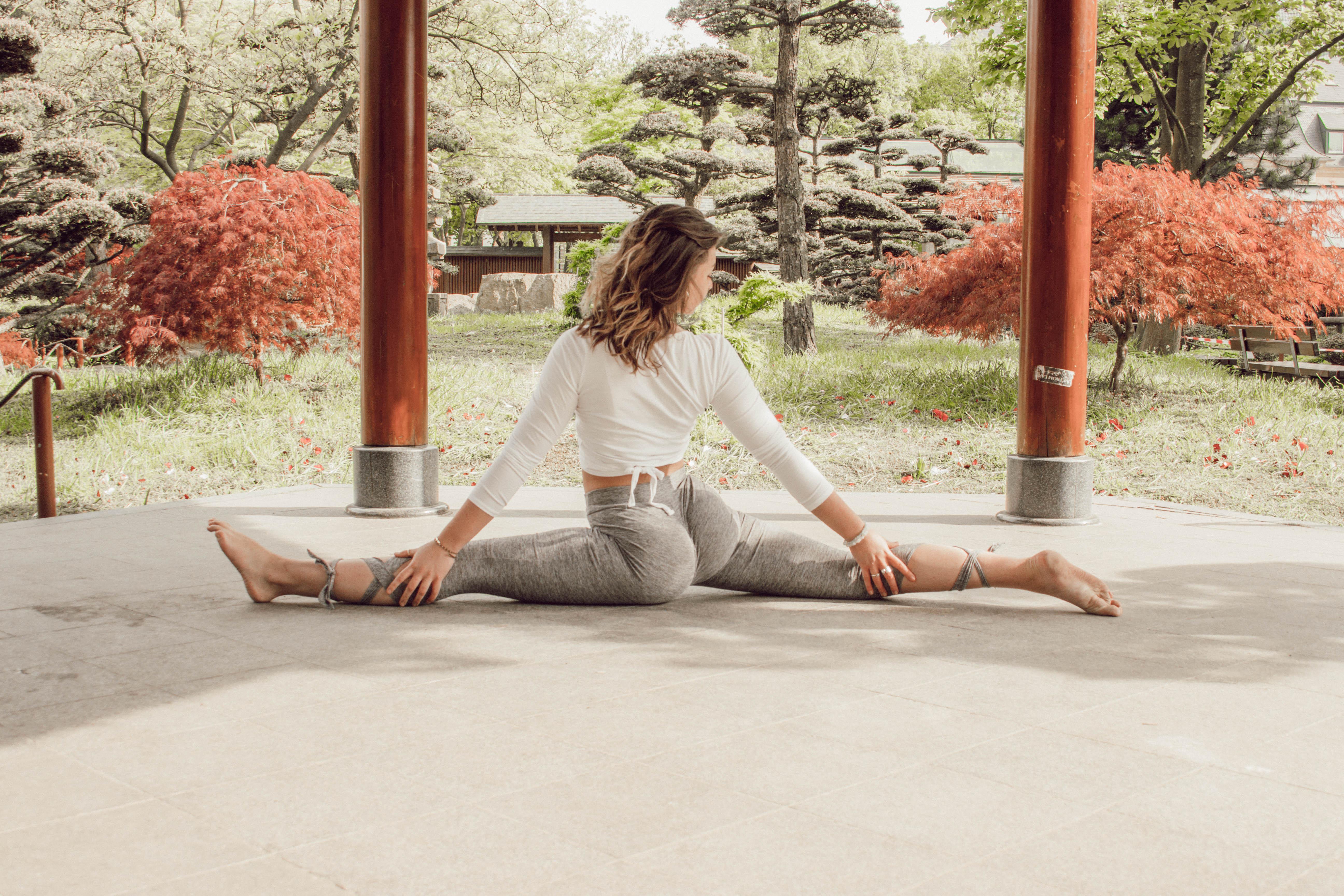 Zoom Yoga Klasse: Mindful Moments