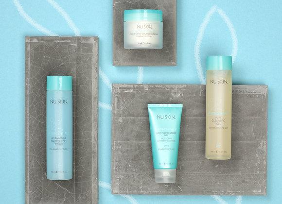 Set Perfekte Hautpflege für Mischhaut bis fettige Haut
