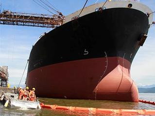 Os procedimentos operacionais de prevenção a vazamentos de óleo