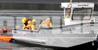 Alpina e ABTL realizam simulado de emergência na Alemoa