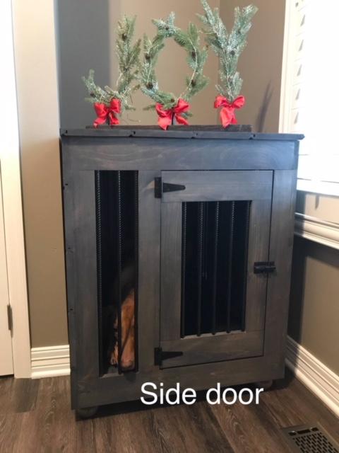 2019 gray side door