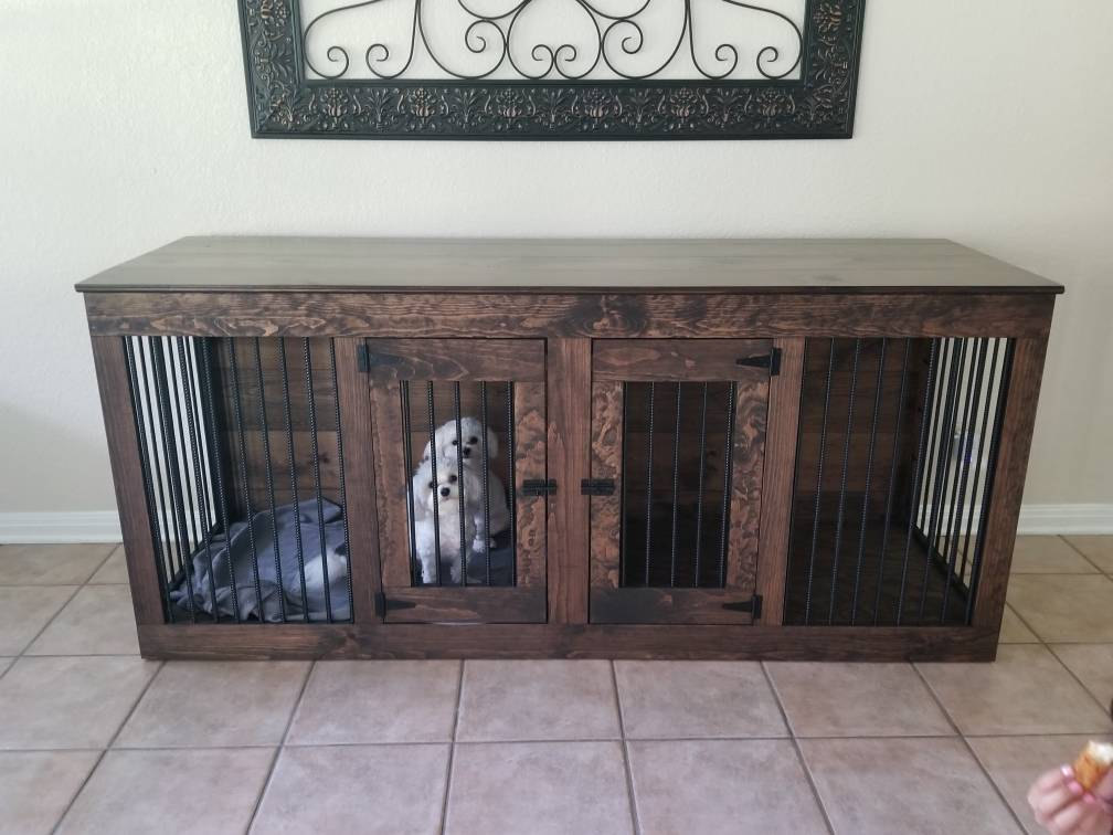 Dog Crate Furniture The Dog Cave1 United States