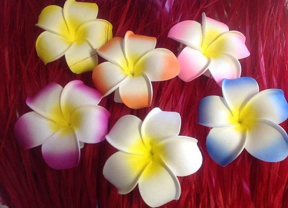 XL Foam Flower Clip