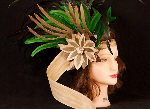 Hautiare Tahitian Headpiece