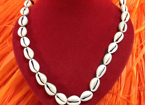 Handmade Cowrie Shells Necklace