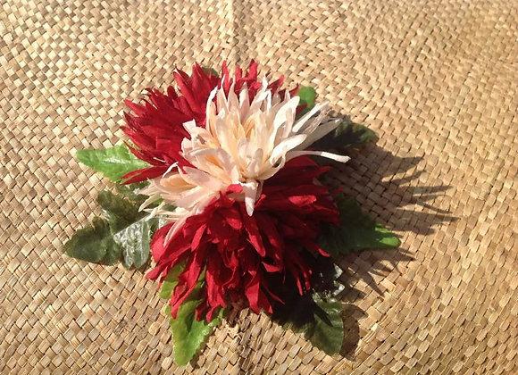 Hawaiian Flower Clip