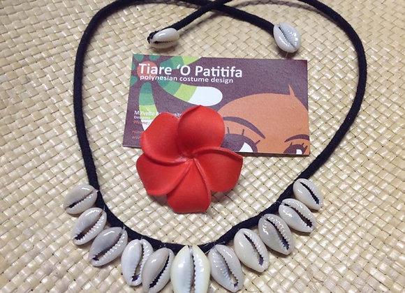 Moana Necklace & Flower Set