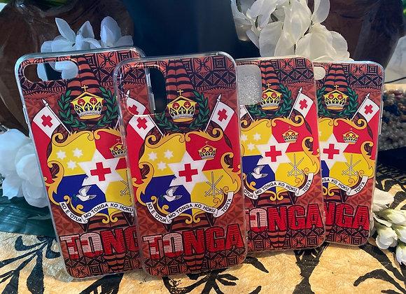 Tongan Coat of Arms (Sila) Phone Case