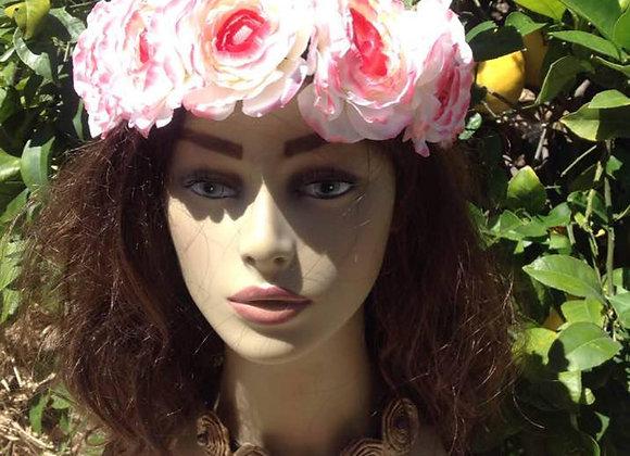 Floral Haku/Headpiece