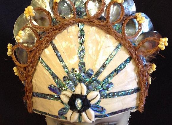 Abalone Princess Headpiece