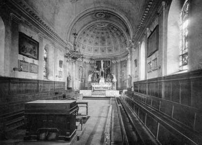 La Grande Chapelle de Massillon en 1925.