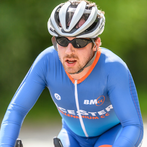 British Cycling Para Time Trial Images