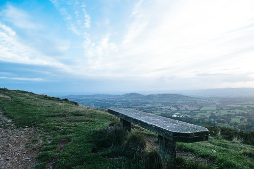 A Bench With a View Malvern