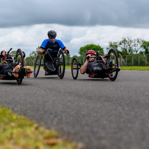 British Cycling Para Circuit Images