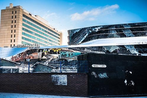 Grand Central Station Birmingham
