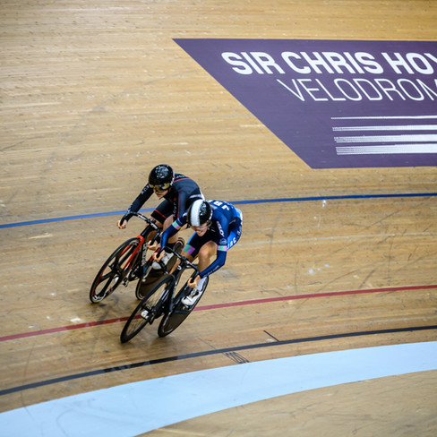 HSBC Youth and Junior National Track Championships - Monday
