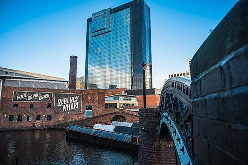 Regency Wharf Birmingham