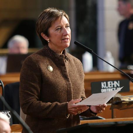 Transparency Bill Advances