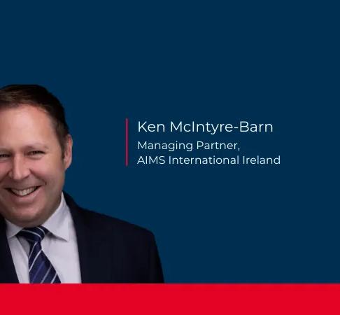 Ken McIntyre-Barn Managing Partner AIMS