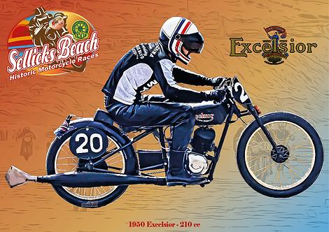 20 - 1950 Excelsior