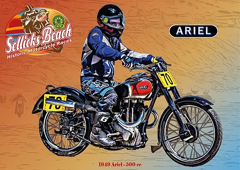 70 - 1949 Ariel