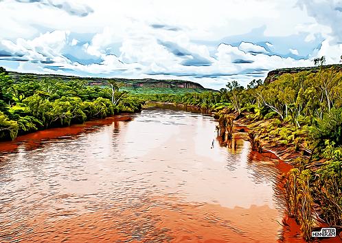 LS024 - Victoria River