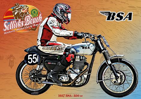 551 - 1957 BSA
